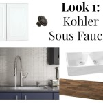 Farmhouse Kitchen with Kohler Faucets