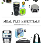 Meal Prep Essentials + Youtube!