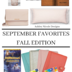 Check out my September Favorites! Home, planning, and lots of fun!