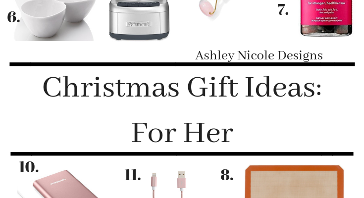 Christmas Gifts for Her…and Me